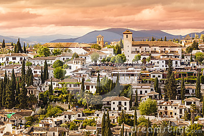 how to get to andalucia spain