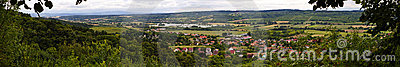 Panoramic View Pannonhalma