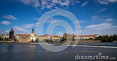 Panoramic view of Stare Mesto