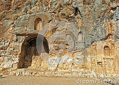 Pans Temple