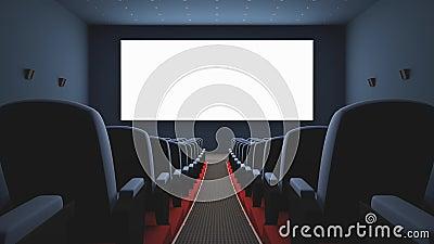 Pantalla del cine