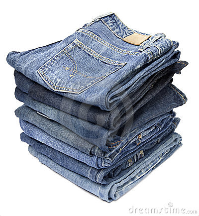 Pantaloni dei jeans