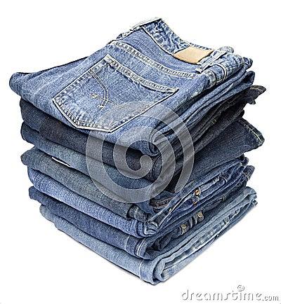 Pantalons de jeans