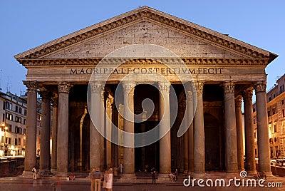 Panteon, Roma