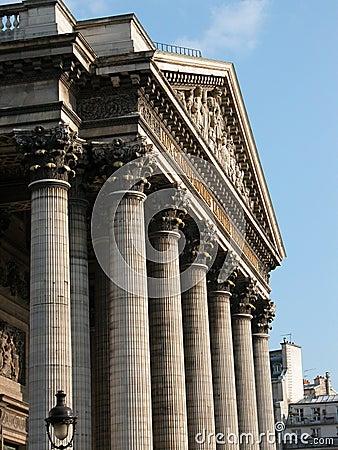 Free Pantheon Stock Image - 257231