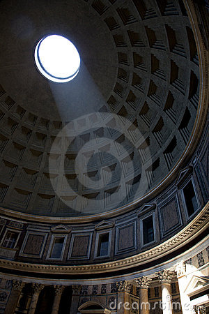 Pantheon of Agripa in Rome