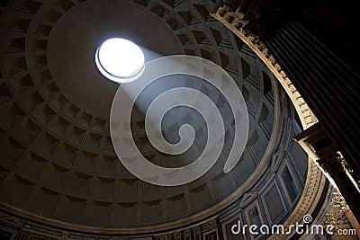 Pantheon of Agripa in Rome