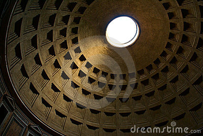 Pantheon architecture Rome