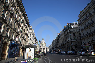 Pantheon paris Editorial Image