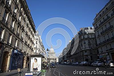 Pantheon paris Editorial Image