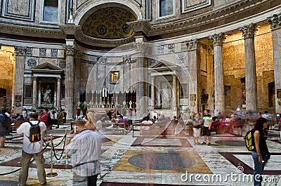 Pantheon, Rome Editorial Photo