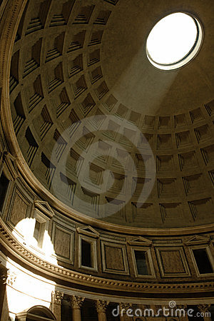Free Pantheon, Rome Stock Photography - 3032042