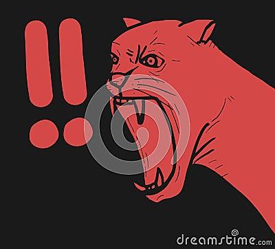 Panther hazard