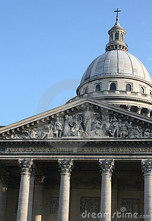 Panthéon de Paris, France