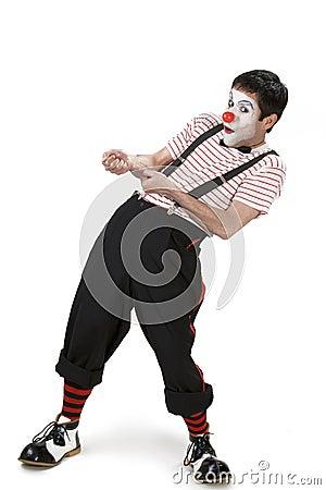 Free Pantomime Stock Image - 2693221