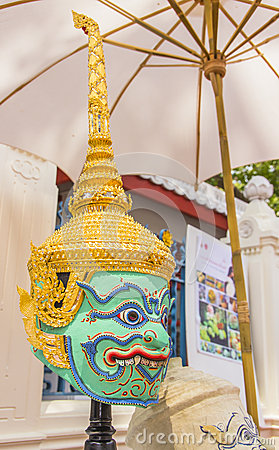 Pantomime of Thailand