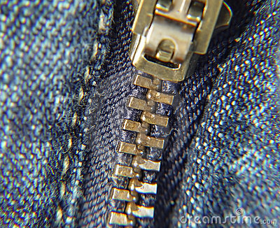 Pants Zipper