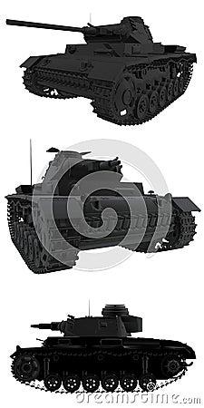 Panzer III variants