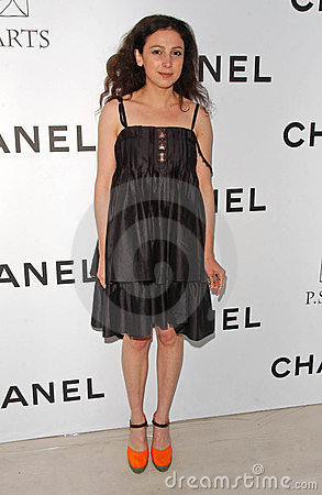Paola Pivi at the Chanel and P.S. Arts Party. Chanel Beverly Hills Boutique, Beverly Hills, CA. 09-20-07 Editorial Stock Photo