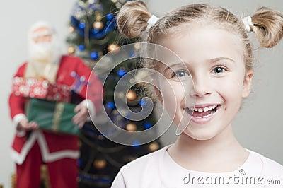 Papá Noel está viniendo
