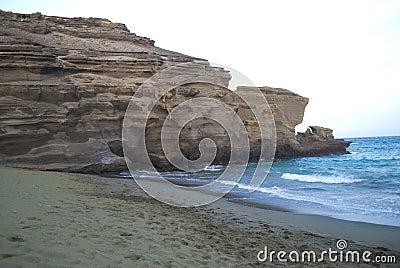 Papakolea Green Sand Beach Hawaii