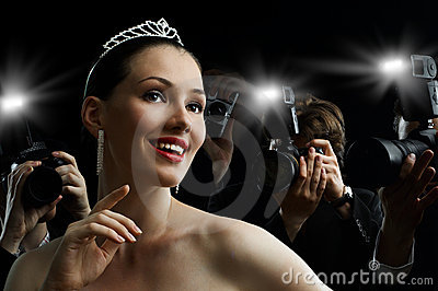 Paparazzi Stock Photos - Image: 15593833