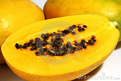 Papaya Stock Images - Image: 2386674