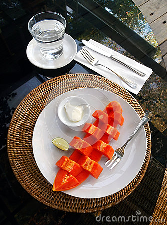 Free Papaya Fruit Royalty Free Stock Photos - 28925278