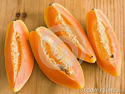 Papaya Quarters