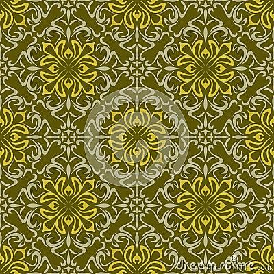 Papel de parede floral fotos de stock imagem 5882613 for Papel pared moderno