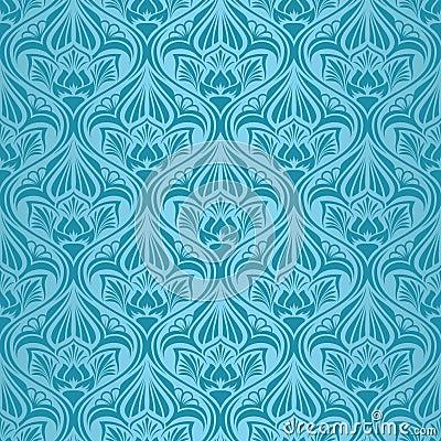 Papel pintado de la tela de la turquesa foto de archivo for Papel pared turquesa