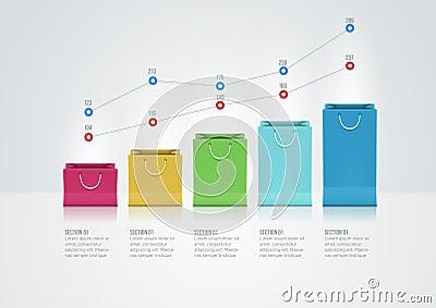 Paper Bag Graph