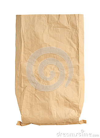 Paper bag for industry