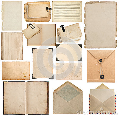 Free Paper, Book, Page, Cardboard, Envelope, Photo Frame, Corner Stock Image - 47500651