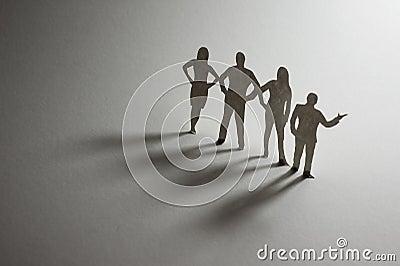 Paper Business Team