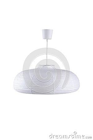 Paper ceiling lamp