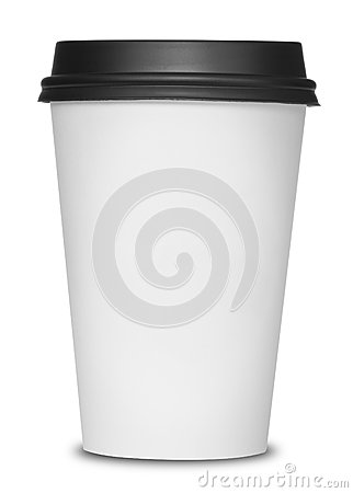 Free Paper Coffee Cup Stock Photo - 38899450
