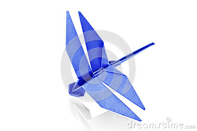 Paper Dragonfly.
