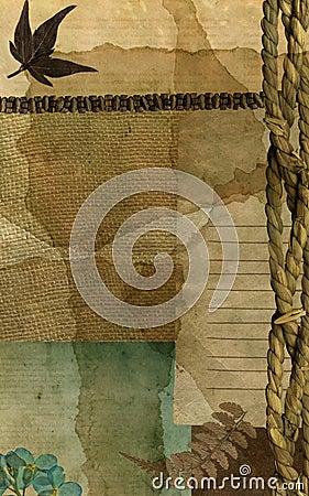 Paper Dreams Collage