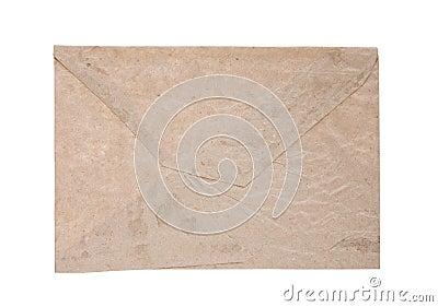 Paper envelope