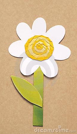 Free Paper Flower Royalty Free Stock Image - 10633606