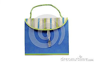 Paper handväska