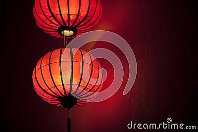 Paper Lanterns or Luminaria