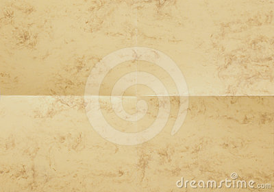 Paper with marble decoration
