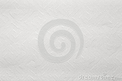 Paper napkin texture