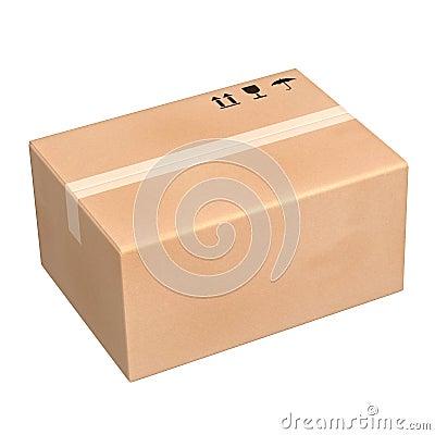 Paper package (postal)