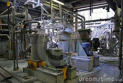 Paper and pulp mill - De-inking