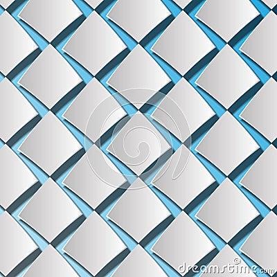 Paper rhombuses