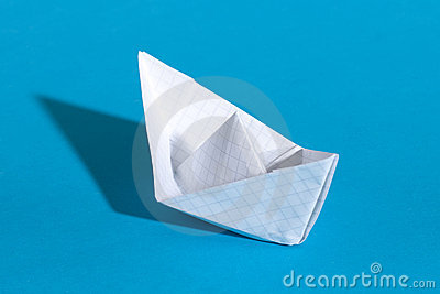 Paper ship