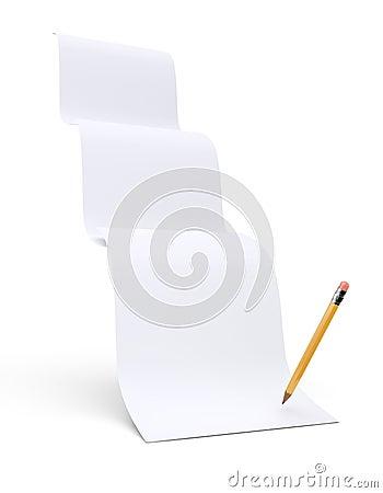 Paper steps